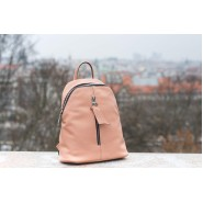 Backpack for woman genuine leather Julieschoice Sara j1804 13l