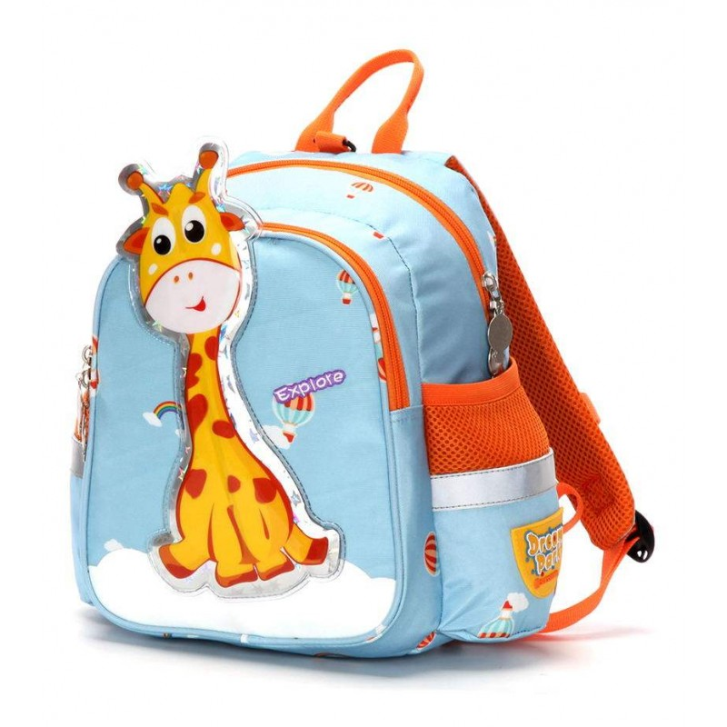 Backpack for kids Suissewin Giraffe sn2031c 7l