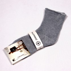 Women's thermo cotton socks Pesail DTBP041 grey