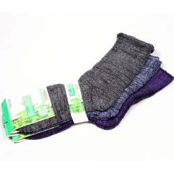 Women's thermo bamboo socks Pesail DTBP044 3pack
