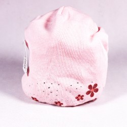 Children's hat Harper ZCDE014 pink