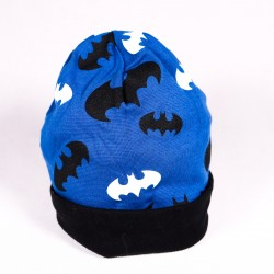 Winter children's hat Ryan ZCDE009 blue