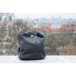 Handbag 2in1 backpack Fada Firenze Irina xd87025 17l